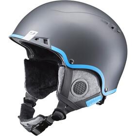 Julbo Leto Casque de ski Enfant, gray/blue